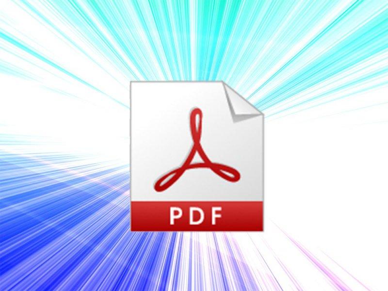 PDFでラクラク入稿