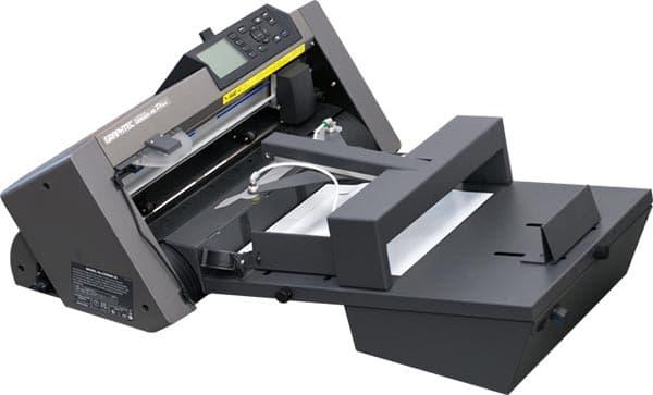 自動給紙型カッティングプロッタ