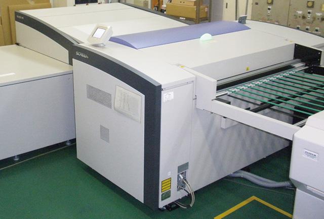 ダイレクト刷版出力機 CTP PT-P8600NS